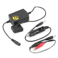 DJI Phantom 2 Vision+ Car Charger & Plug for Outdoor FPV Photography