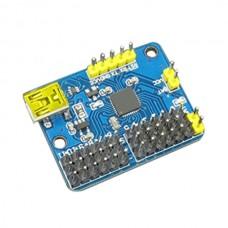 Arduino USB mini 12 Channel Servo Controller Board for Robot Servo Controlling
