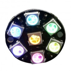 CJMCU 7 Byte WS2812 5050 RGB LED Built in Full Color Driving Colorful LED Light Round Develop Board