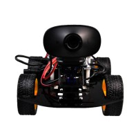 WiFi Smart Robot Car Chassis Kits No Battery No Servo Gimbal for Arduino Competition