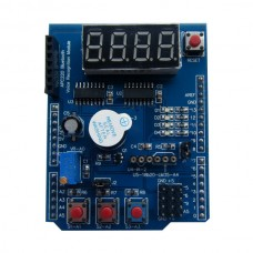 Arduino Multi Functional Shield Develop Board for Basic Learning Kits