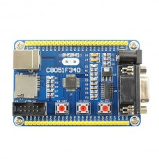 C8051F340 Develop Board C8051F Smallest System for Develop Board Learning