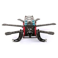 iFlight XBIRD H260 Mini Hexacopter Kit Carbon Fiber Frame Kits for Multicopter FPV Photography