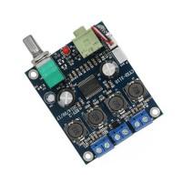 TPA3118 Digital Mini Amplifier Board 25W Assebled Board w/ Switch Potentiometer Surpass TPA3123