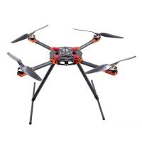 IFLIGHT B750 Carbon Fiber Foldable Quadcopter Frame Kits for FPV Photography