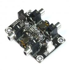 Digital HIFI Amplifier Volume Controller Adjusting Board Rotary Knob Single/ Dual Channel