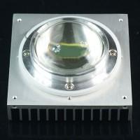 10 20 30 40 50W Large Power LED Cooling Fin DIY Aluminum Anodic Oxidation