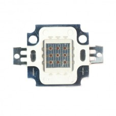 3PCS (Three Serial Connection Three Parallel Connection) Large Power Red Highlight LED Integrated Light Diode