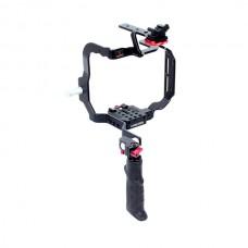 Varavon Uni Micro Camera DSLR Camera Wears Armor Handle Stabilizer Camera Rig System
