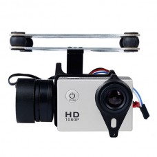 GHOST 2D Two Axis Brushless Gimbal for Gopro3 3+ 4 Ghost Sports Camcorder FPV Photography