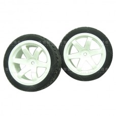 4PCS HSP 94123 94122 Durable Wheel Tire for Racing Car