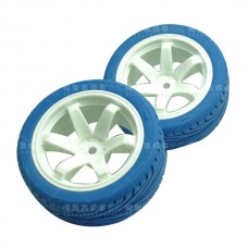 4PCS 1:10 Taiwan Made Durable Wheel Tire Sponge Inner Tank for Racing Car Competition