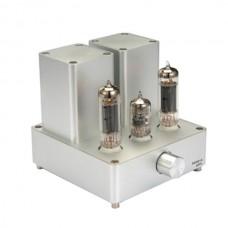 APPJ PA0901A EL84+12AX7 Mini Tube Amplifier Original Miniwatt N3 Black/ Silver