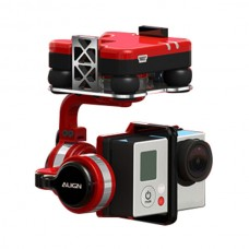 ALIGN G2 Three Axis Gimbal GOPRO3 GOPRO4 Professional Gimbal for Sports Camcorder FPV Photography