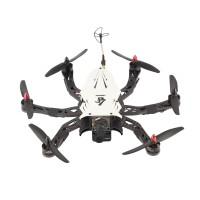 Beetle LS-300 Carbon Fiber Alien Hexacopter with Emax 1806 Motor & 12A ESC & CC3D Flight Control for FPV Photography