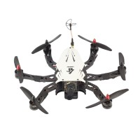 Beetle LS-300 Glass Fiber Alien Hexacopter with Emax 1806 Motor & 12A ESC & CC3D Flight Control for FPV Photography