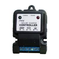 SJ3A PWM Solar Charge Controller 12V3A Light Control Time Control