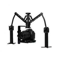 Latour Professional DSLR Camera Stabilizer WD-Z Spider Two Hands Holder for Camera