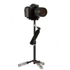 Carbon Fiber Handheld Stabilizer Damper Holder for DSLR Photography