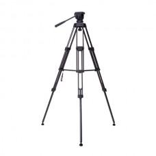 650/TH-650 Professional Tripod for DSLR Camera 153/130/160mc/Z5C/2000e/EA50