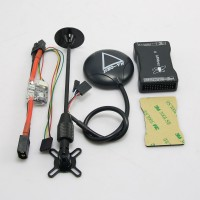 Mini APM Pro Flight Control Opensource Hardware with Neo-7N GPS & Power Supply Module for Multicopter Aircraft