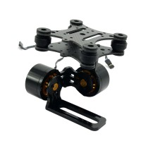 DIY CNC Gopro Hero3 Metal Camera Gimbal Mount for DJI Phantom X525 F450 F550 Quadcopter