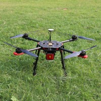 Tarot 650 Sport Quadcopter TL65S01 with Naza V2(GPS)  & 4112S Motor & 30A ESC & Propeller for FPV Photography