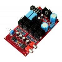 Toshiba BD139 BD140 NE5534 Headphone Amplifier Board Class A HI-FI Amp 32-600ohm