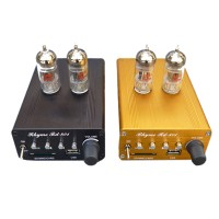 RHYME RD801+ 12AU7 A Class Headphone Amplifier Electronic Tube Amp Preamp MP3 DAC USB Sound Card Decode