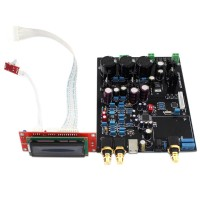 AK4495SEQ+AK4118 DAC Decode Board AD827 Operational Amplifier