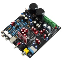 AK4495SEQ+WM8805 DAC Optical Fiber Coaxis USB Decode Board