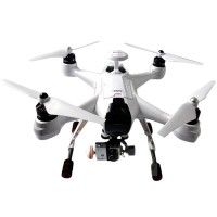 Walkera QR X350 Premium Quadcopter w/ Flight Controller & GPS Module & RX & Ground Station for FPV Photography