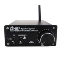 320W Wireless Bluetooth Digital Power Amp Home Use Amp HIFI Stereo Sound