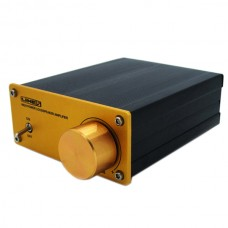 100W Digital Power Amplifier Power Amplifier with High Power Family Use Stereo Power Amplifier