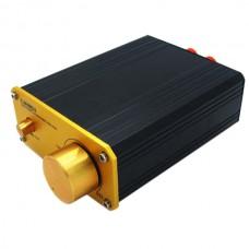 50W Digital Power Amplifier with High Power Amplifier Family Use HIFI Amplifier Stereo