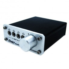 Four In Four Out Audio Switch Headphone Switch MP3 Switch Audio Switcher