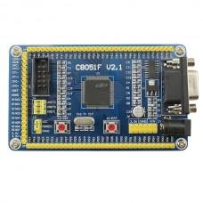 C8051F020 Develop Board C8051F Min System Develop Board Learing Board