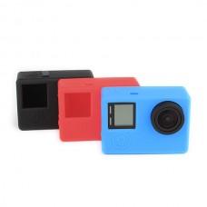 Sport Camera Camcorder Lens Protection Silicone Case for Gorpo Hero 4/ 3+/ 3