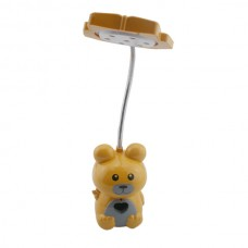 LED Charging Lamp Experimental Kits Bear Desk Lamp Kits for Electronic Making