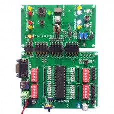 New Energy Car Light Control System Competition Kits for Electronic Making