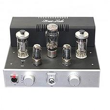 300B Pure A Class Amplifier Aluminum Case Four Channel Sound Source Switch