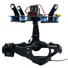 Tarot 5D3 Three Axis Stabilization Gimbal TL5D001 Integration Design for Cannon 5D Mark III DSLR Camera for Multicopter FPV Photohraphy