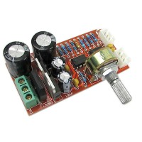 XH-M157 Base on NE5532 Preamplfier Board Front Panel 5532 Amp Audio Preamplifier