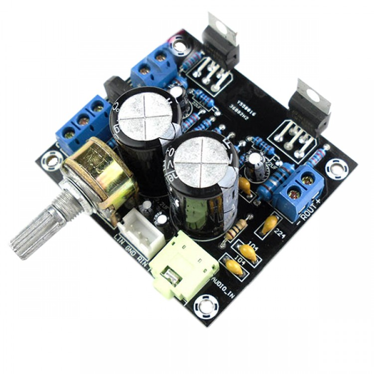 XH-M153 LM1875 Dual Channel Amplifier 2 0 Stereo 30W*2