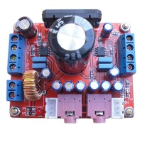 XH-M150 Fever TDA7850 Amplifier Board 4 Channel Auto Amp Plate 4*50W w/ BA3121 Noise Reduction