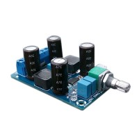 TPA3123 T Class Digital Amplifier 25W+25W Large Power Dual Channel Single Power Supply DC10-24V