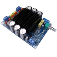 STA508 Large Power Stereo Digital Amp Board 80W*2 T Class Single Power Supply 12V Amp Assebled Board Blue