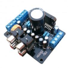 TDA7850 Amplifier Car Use PC Amplifier Board 4 Channel Amp 4x80W Upgrade TDA7388