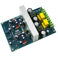 L15DX2 IRS2092 Top Class D Class Amplifier Assembled Board Dual Channel IRAUDAMP7S 125W-500W
