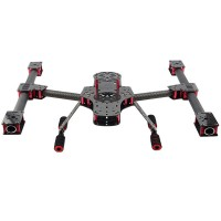 DA500 Alien Carbon Fiber Quadcopter for Multicopter FPV Photography